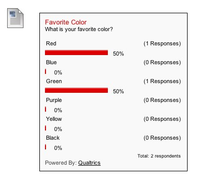 Qualtrics Poll